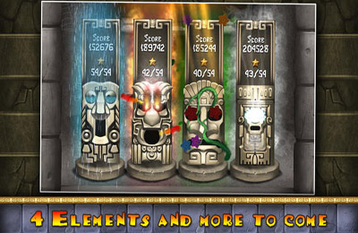 Descarga gratuita de Aztec Puzzle para iPhone, iPad y iPod.