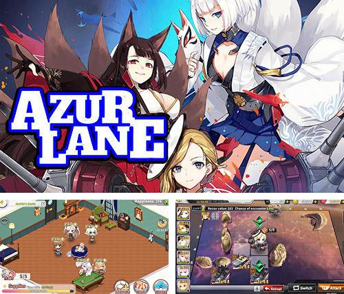 Download Azur lane iPhone free game.