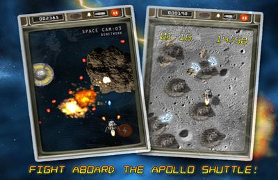 Скачать B-Squadron: Battle for Earth на iPhone бесплатно