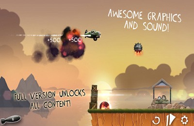 Descarga gratuita de Baa Baa Bomber para iPhone, iPad y iPod.