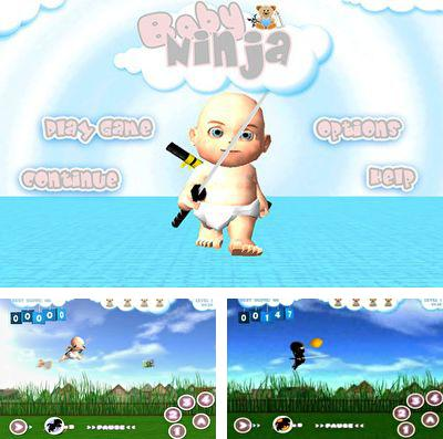 In addition to the game Llimoo pole fighter history for iPhone, iPad or iPod, you can also download Baby Ninja for free.