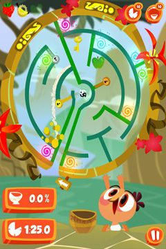 Screenshots of the Baby Nom Nom game for iPhone, iPad or iPod.