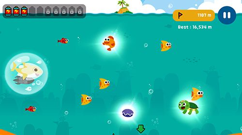 Download Baby shark fly iPhone free game.