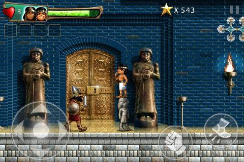 Descarga gratuita de Babylonian twins premium para iPhone, iPad y iPod.