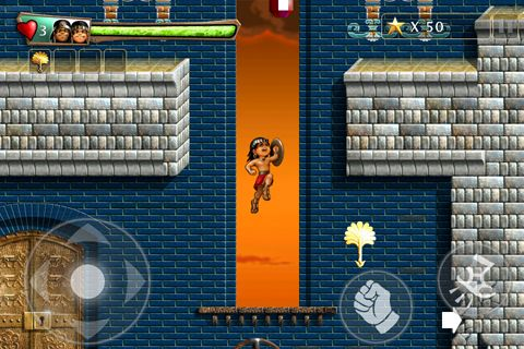 Capturas de pantalla del juego Babylonian twins premium para iPhone, iPad o iPod.