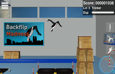 Free Backflip Madness download for iPhone, iPad and iPod.