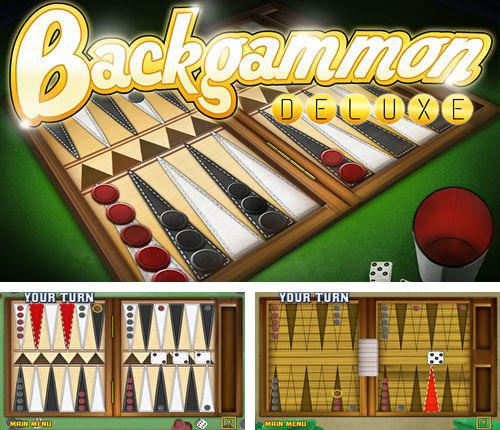 In addition to the game Mad Merx: Nemesis for iPhone, iPad or iPod, you can also download Backgammon: Deluxe for free.