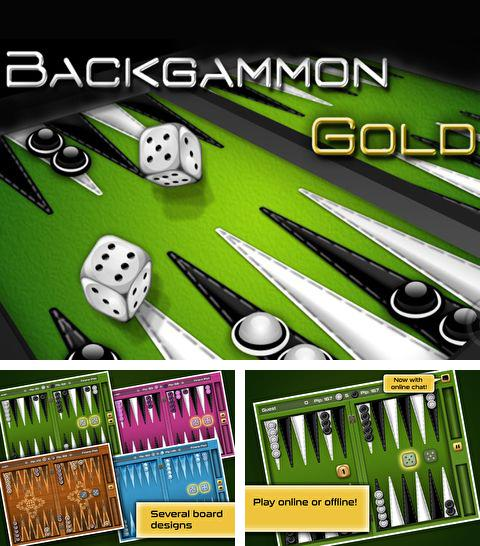 In addition to the game Subway surfers: Paris for iPhone, iPad or iPod, you can also download Backgammon Gold Premium for free.