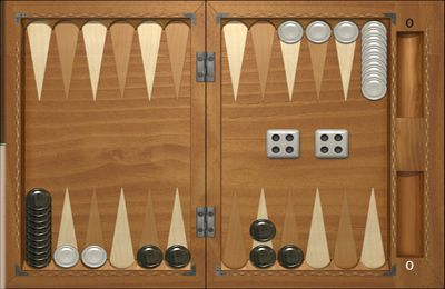 Игра Backgammon Masters для iPhone