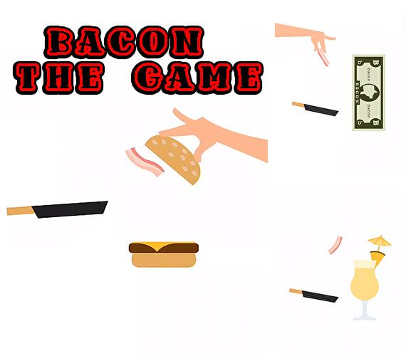 In addition to the game Flight 787: Advanced for iPhone, iPad or iPod, you can also download Bacon: The game for free.