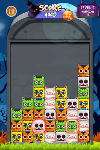 Baixe Bad cats! gratuitamente para iPhone, iPad e iPod.