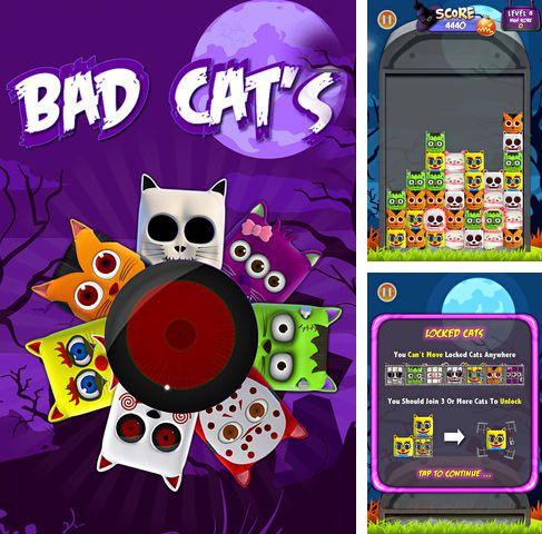 In addition to the game Don't Run With a Plasma Sword for iPhone, iPad or iPod, you can also download Bad cats! for free.