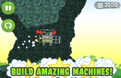 Download Bad Piggies iPhone free game.
