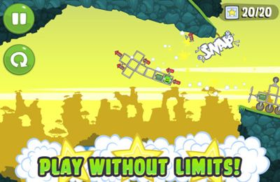 Free Bad Piggies download for iPhone, iPad and iPod.