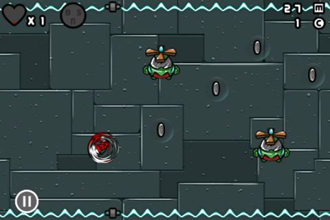Descarga gratuita de Bad rabbit para iPhone, iPad y iPod.