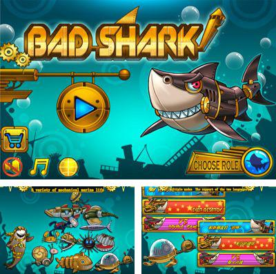 In addition to the game Victory Day for iPhone, iPad or iPod, you can also download Bad Shark for free.
