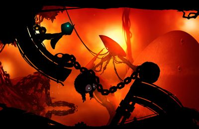 Screenshots do jogo BADLAND para iPhone, iPad ou iPod.
