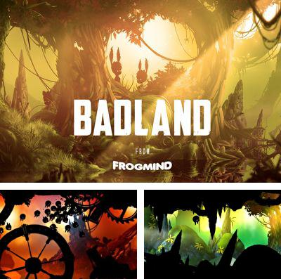 In addition to the game Bow hunter 2015 for iPhone, iPad or iPod, you can also download BADLAND for free.