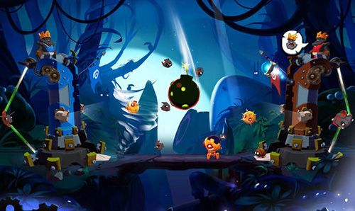 Free Badland: Brawl download for iPhone, iPad and iPod.