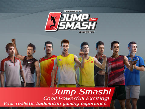 Badminton: Jump Smash