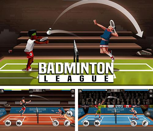 In addition to the game Space Dog Run for iPhone, iPad or iPod, you can also download Badminton league for free.