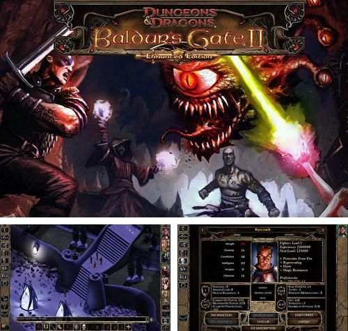 In addition to the game Doodle defense! for iPhone, iPad or iPod, you can also download Baldur's gate 2 for free.