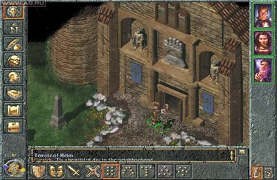 Kostenloser Download von Baldur's Gate: Enhanced Edition für iPhone, iPad und iPod.