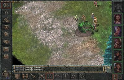 Гра Baldur's Gate: Enhanced Edition для iPhone