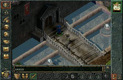 Capturas de pantalla del juego Baldur's Gate: Enhanced Edition para iPhone, iPad o iPod.