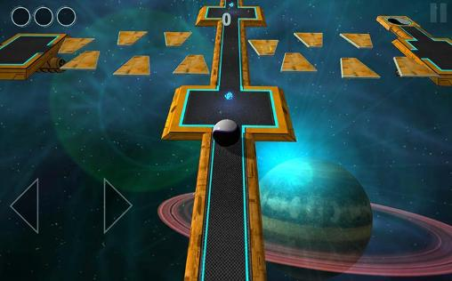Download Ball alien iPhone free game.