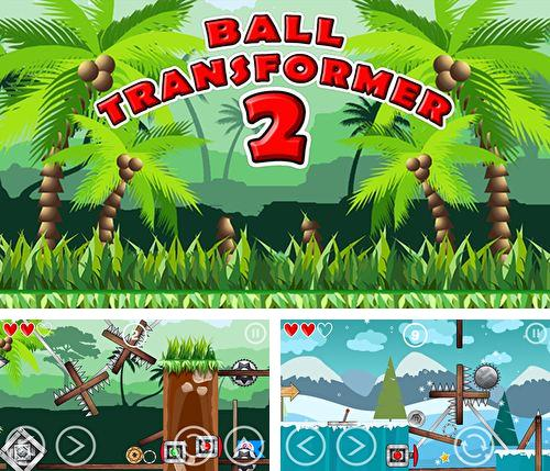 In addition to the game Super Tank Battle for iPhone, iPad or iPod, you can also download Ball transformer 2 for free.