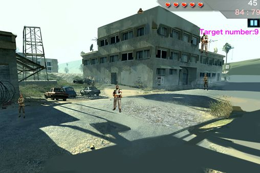 Descarga gratuita de Band of brothers: Deadly sniper para iPhone, iPad y iPod.