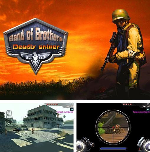In addition to the game Snowball RunerCar Racing Fun & Drive Safe for iPhone, iPad or iPod, you can also download Band of brothers: Deadly sniper for free.