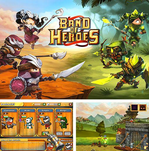 In addition to the game MegaRamp The Game for iPhone, iPad or iPod, you can also download Band of heroes for free.