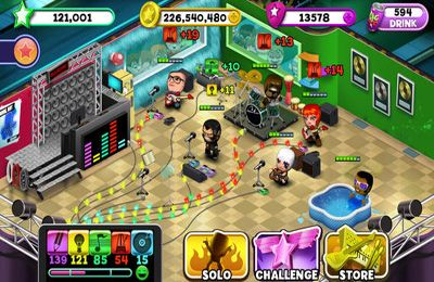 Download Band Stars iPhone free game.