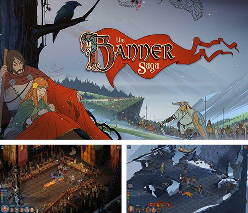 In addition to the game Graveyard shift for iPhone, iPad or iPod, you can also download Banner saga for free.