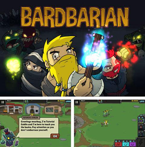 In addition to the game NBA 2K12 for iPhone, iPad or iPod, you can also download Bardbarian for free.