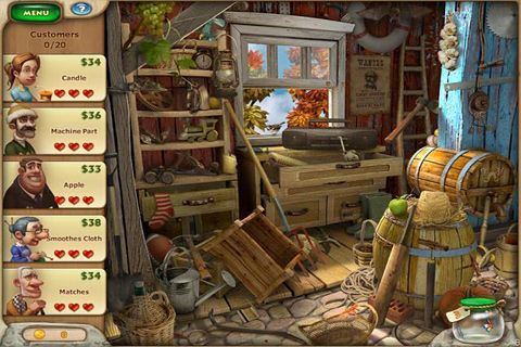 Capturas de pantalla del juego Barn yarn: Premium para iPhone, iPad o iPod.