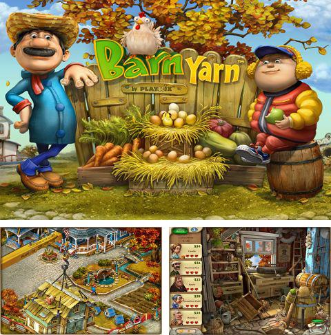 In addition to the game 2-bit cowboy rides again for iPhone, iPad or iPod, you can also download Barn yarn: Premium for free.