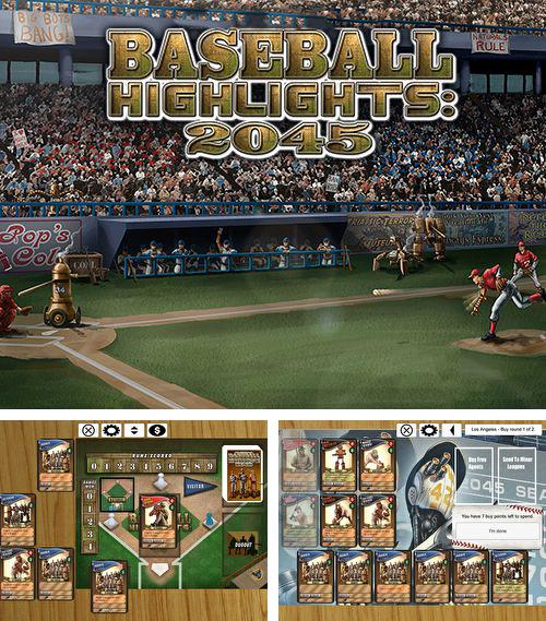 Download Baseball: Highlights 2045 iPhone free game.