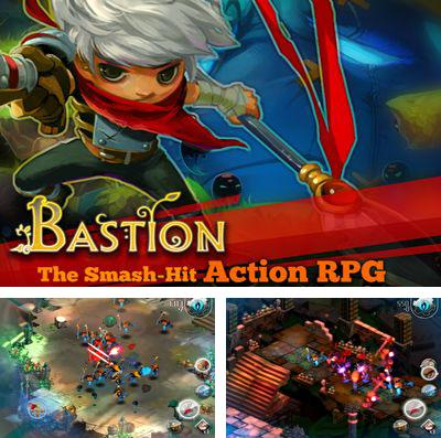 In addition to the game Tigers of the Pacific for iPhone, iPad or iPod, you can also download Bastion for free.