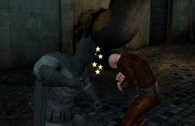 Free Batman Arkham City Lockdown download for iPhone, iPad and iPod.