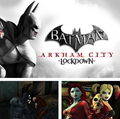 Скачать Batman Arkham City Lockdown на iPhone бесплатно