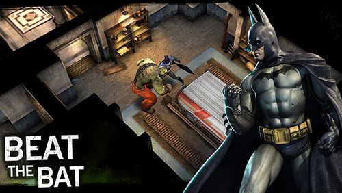 Descarga gratuita del juego Batman: Mundo criminal de Arkham para iPhone.