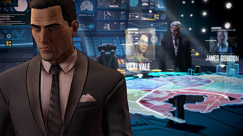 Capturas de pantalla del juego Batman: The Telltale series para iPhone, iPad o iPod.