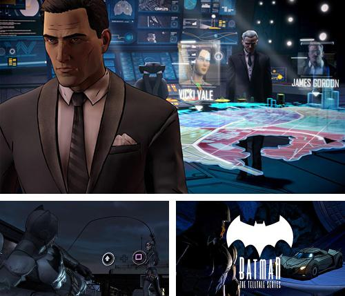 En plus du jeu Pillage de pirates  pour iPhone, iPad ou iPod, vous pouvez aussi télécharger gratuitement Batman: Les séries Telltale , Batman: The Telltale series.