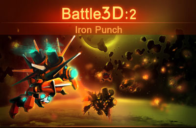 Battle3D 2: Iron Punch