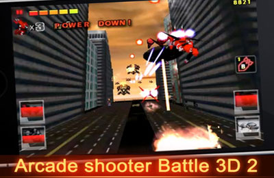 Игра Battle3D 2: Iron Punch для iPhone