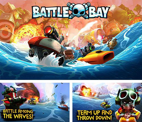 In addition to the game Super zombie ninja vs. zombies world for iPhone, iPad or iPod, you can also download Battle bay for free.