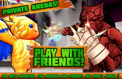 Download Battle Bears Gold iPhone free game.